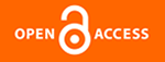 Open Access logo with open lock