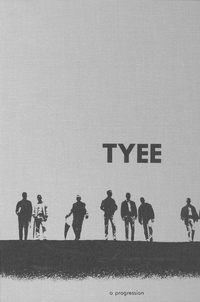 cover of the Tyee Yearbook from 1965