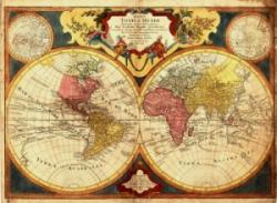 Mappa Totius Mundi, map