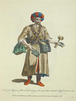 16th Century Pilgrim