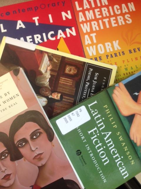 latin american literature bookcovers