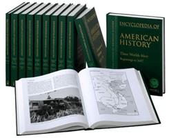 American history multi-volume set