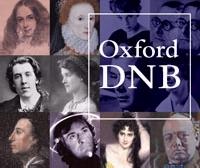 Logo: Oxford National Biography