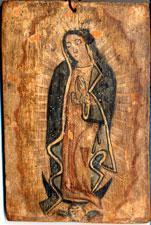 RU 143 / Nuestra Senora de Guadalupe / Antonio Molleno / ca 1830