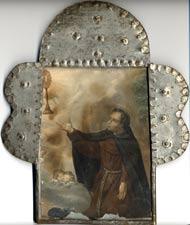 RU 270 / San Pascual Bailon / New Mexican / ca 1875
