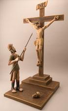 RU 282 / San Longino y Crucifijo / Felix Lopez / 1996