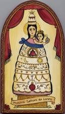 RU 742 / Nuestra Senora de Loreto / Clare Cresap Villa / 2005