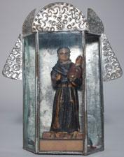 RU 85 / San Antonio de Padua / Fray Andres Garcia / 1748-78