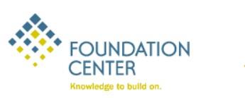 http://foundationcenter.org/