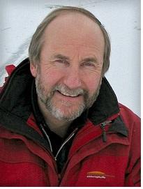 Photo of Warwick Vincent