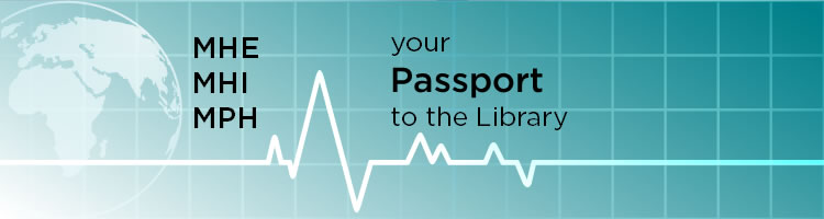 your Passport to the Library