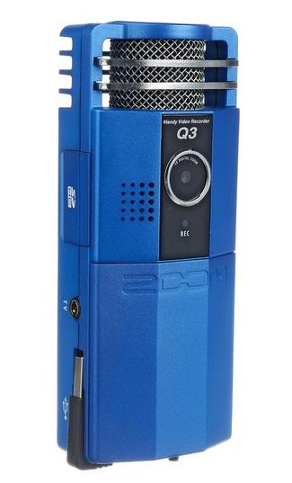 Zoom Q3 audio/video recorder