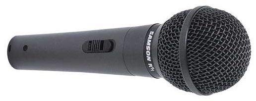 Samson R11 wired microphone