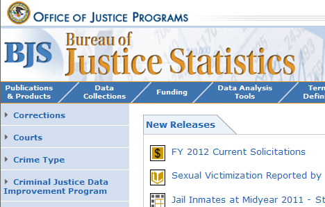 Database Bureau of Justice Statistics