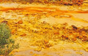 Acid Mineral Deposits