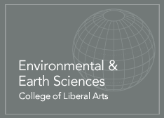 Environmental & Earth Science Department Logo