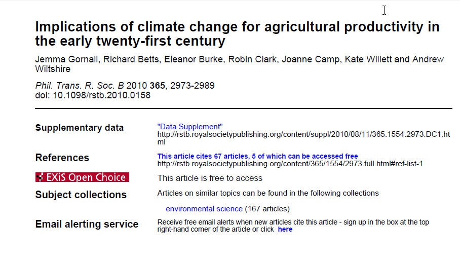 screen capture of article citation with data supplement