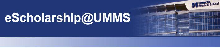 eScholarship@UMMS