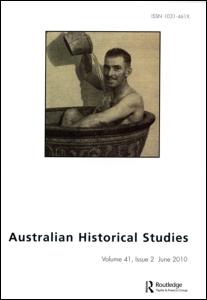 Australian Historical Studies
