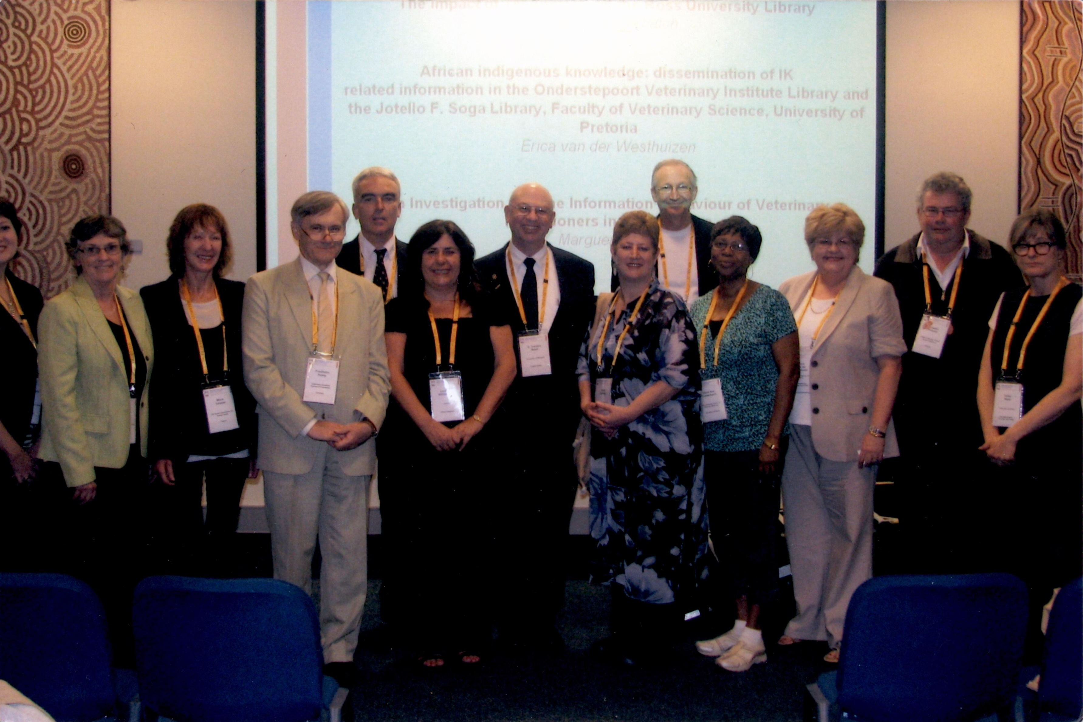 6th ICAHIS Group Photo of Attendees