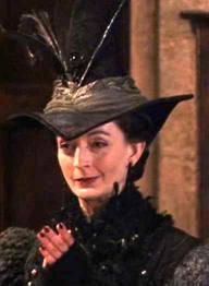 Madame Pince, Hogwarts Librarian