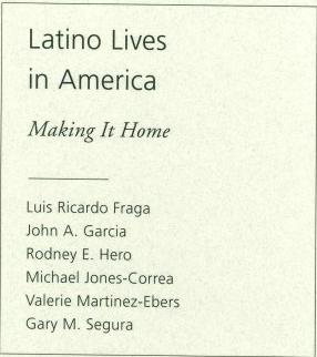 Latino Lives in America
