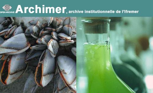 Archimer : archive de l'Ifremer