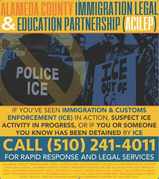 Alameda County Immigration
