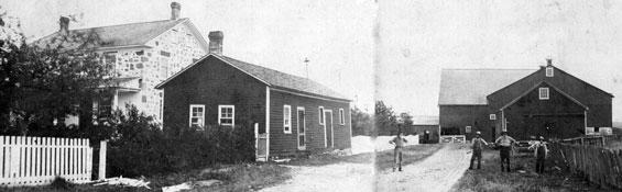 Gingerich Farm, 1909