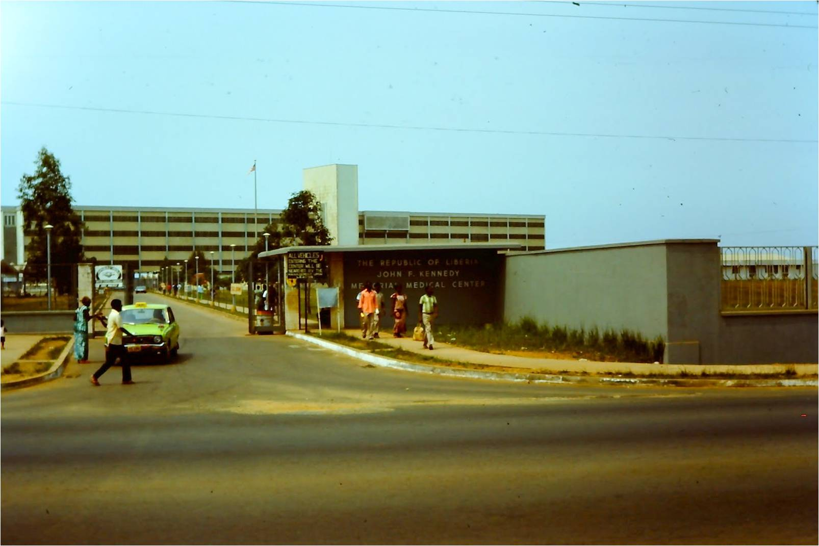 John F. Kennedy Hospital, Monrovia, Liberia