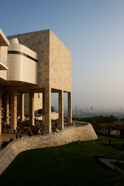 Photo of Getty Center