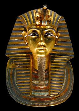 Funerary Mask of Tutankhamun