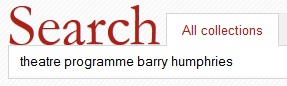 search for barry humphries
