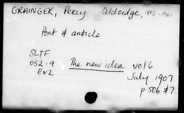 sample index card (percy)