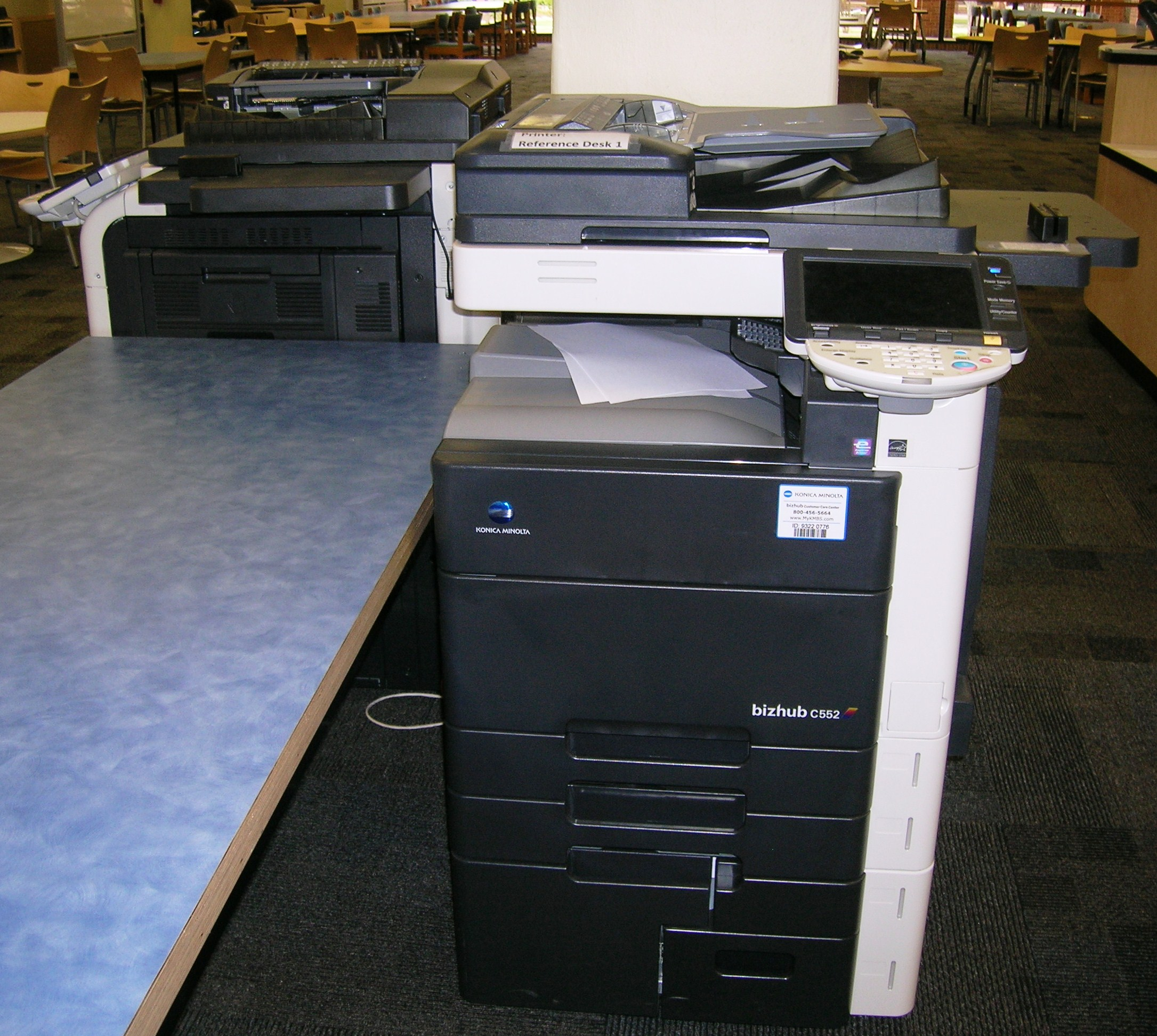 Printer/Copier/Scanner