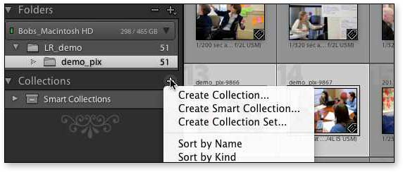 Creating Collections 1