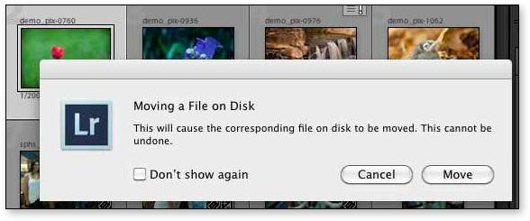 Moving Files and Folders 2
