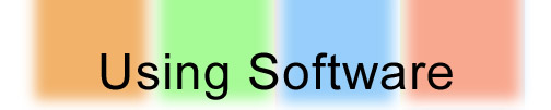 Using Software