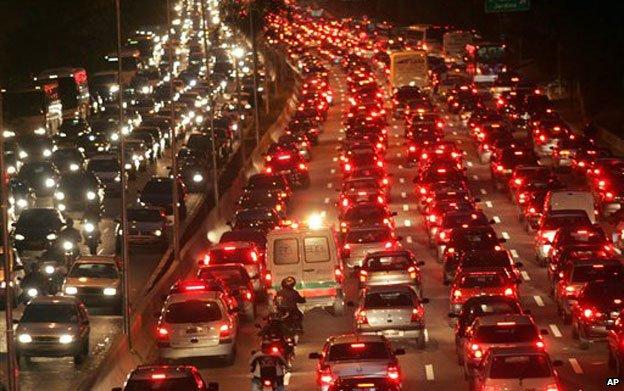 Sao Paulo traffic