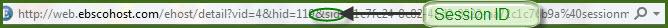 EBSCO URL