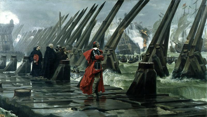 Richelieu and the Siege of La Rochelle