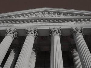 Supreme Court buidling