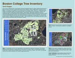 image of tree inventory poster
