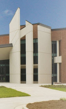 Chadbourne Library at Pensacola State College