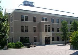 Merkert Chemistry Building