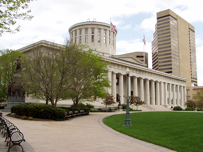 Ohio Capital Building