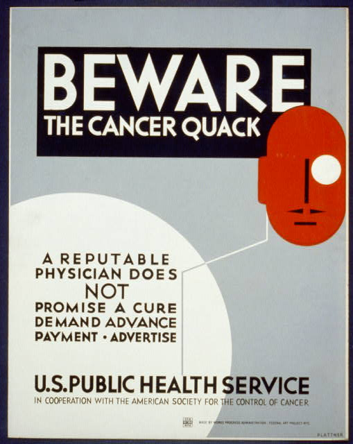 WPA Poster (Library of Congress)