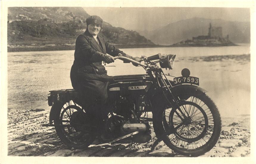 Elizabeth McPhee Postcard