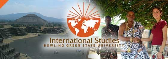 International Studies at BGSU