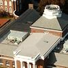University of Delaware buildings seen from birds-eye-view